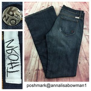 💸THORN Bootcut jean size 30